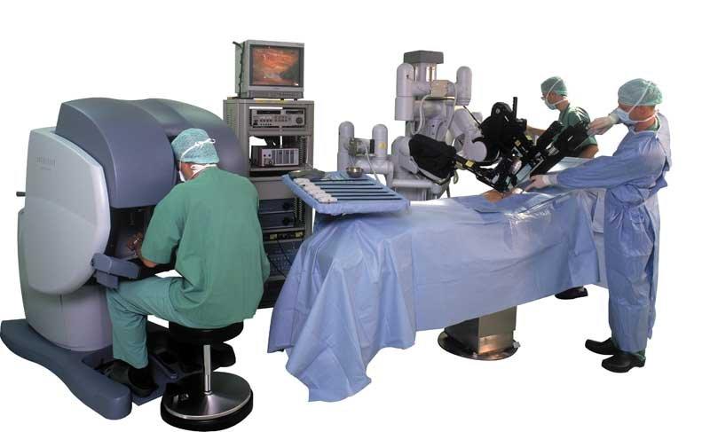 Σύγκριση Λαπαροσκόπησης και Ρομποτικής Χειρουργικής